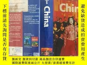 二手書博民逛書店英文原版罕見lonely planet CHINAY357459 HARPER 見圖