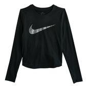 Nike 耐吉 AS W NK DRY ELMNT TOP CREW GX  長袖上衣 AJ8721010 女 健身 透氣 運動 休閒 新款 流行