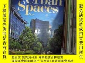 二手書博民逛書店urban罕見spaces no.4 城市空間Y203004