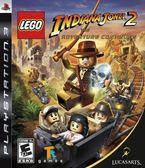 PS3 LEGO Indiana Jones 2: The Adventure Continues 樂高印地安納瓊斯2(美版代購)