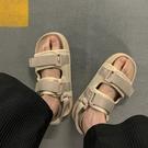 新款夏季運動涼鞋男