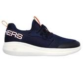 Skechers Go Run Fast [55109NVOR] 男鞋 運動 慢跑 休閒 輕量 透氣 舒適 避震 深藍