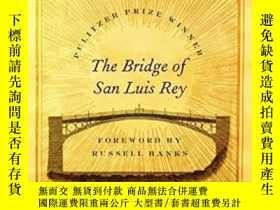 二手書博民逛書店The罕見Bridge Of San Luis Rey: A N
