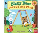 Bizzy Bear:Let''s Go And Play! 公園遊戲熊熊新奇操作書(美國版)