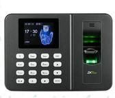 打卡機 ZKTeco/中控智慧指紋考勤機手指打卡機上班簽到機指模神器zk3960  新年鉅惠