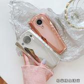 電鍍鏡面美圖t8手機殼
