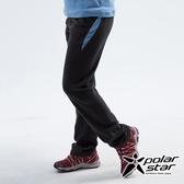 PolarStar 女 刷毛保暖長褲『藍/黑』 P18424 戶外│休閒│登山│機能衣│保暖衣│衛生衣│家居服