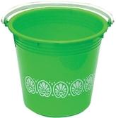 [奇奇文具]【水桶】大花水桶/塑膠水桶