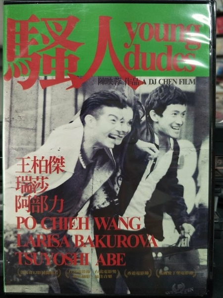 挖寶二手片-Z23-016-正版DVD-華語【騷人】-王柏傑 瑞莎(直購價)