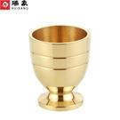 1.5英寸酒杯純銅餐具貢杯圣水杯純銅小酒杯純銅杯子35M『洛小仙女鞋』