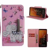 熊貓大象 手機皮套 iphone6/plus/iphone7/plus/iphone8/plus/iPhone X/S 手機殼 手機套