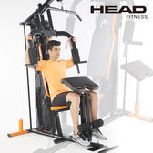 HEAD海德 綜合重量訓練機 H761 到府安裝一年保固 負重健身房150lbs WELLCOME好吉康