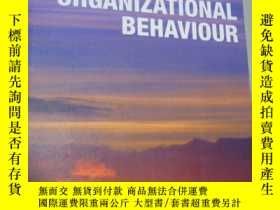 二手書博民逛書店organizational罕見behaviour 7E DAV