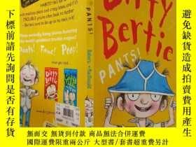 二手書博民逛書店Dirty罕見Bertie PANTS:臟伯蒂褲子Y200392