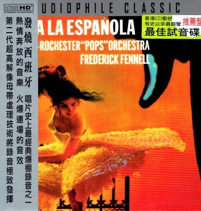 【停看聽音響唱片】【CD】Frederick Fennell / Eastman-Rochester Pops Orchestra
