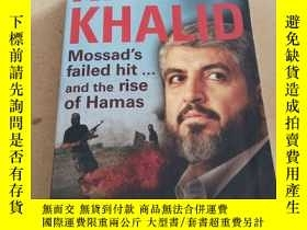 二手書博民逛書店罕見kill-khalid-mossad-s-failed-hi