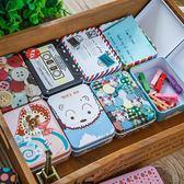 [拉拉百貨]收納鐵盒 飾品盒 鐵盒 圖案多種可選 小物 收納盒