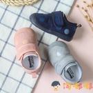 女寶寶學步鞋春秋季男童鞋嬰幼兒軟底防滑棉布透氣【淘嘟嘟】