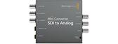 【BMD】BlackMagic Mini Converter - SDI to Analog 迷你轉換器 SDI 到類比 公司貨 CONVMASA