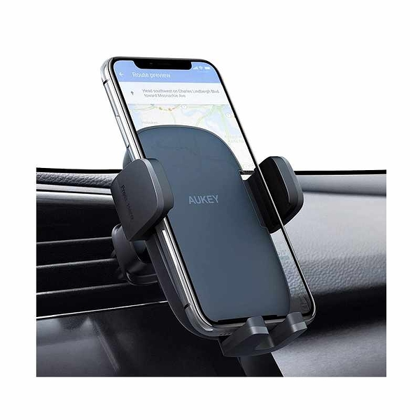 AUKEY 車用電話支架 Hands Free Cell Phone Holder for Car [2美國直購]