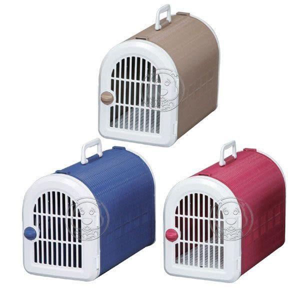 【培菓幸福寵物專營店】IRIS《藤紋》寵物提籃BL-460 附肩背帶