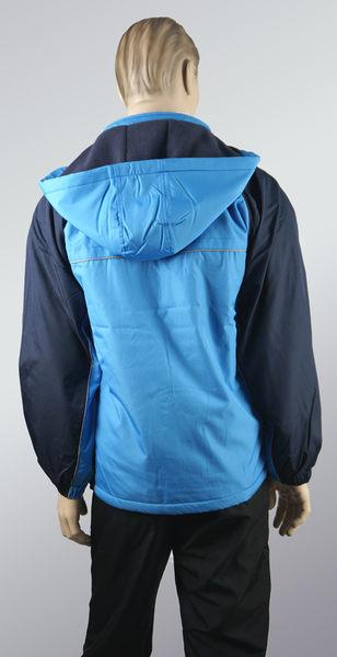 連帽防風防潑水夾克