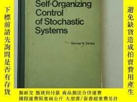 二手書博民逛書店舊書罕見英文原版 Self-Organizing Control of Stochastic Systens (