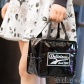裝飯盒的手提包帶飯防水保溫包便