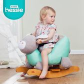 兒童搖搖馬音樂木馬嬰兒玩具寶寶搖椅實木周歲禮物 igo