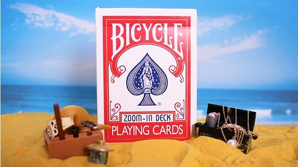 【USPCC撲克】Zoom-In Deck by USPCC - Trick
