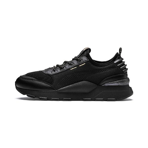 (男)PUMA RS-0 TROPHY 復古慢跑鞋-黑