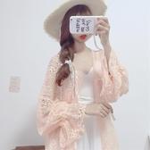 春夏新款女裝韓版學生蕾絲寬鬆燈籠袖長袖