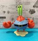 【震撼精品百貨】SpongeBob SquarePant海棉寶寶~蟹老闆公仔#00746