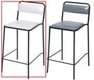 吧檯桌椅 CV-772-1 BY2吧台椅(白色)【大眾家居舘】