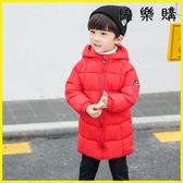 兒童羽絨外套 羽絨棉服加厚中長款棉衣棉襖嬰幼兒季寶寶童裝