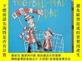 二手書博民逛書店FRIGHTFUL罕見FAMILIES FOOTBALL-MAD DADY380600 sue mongred