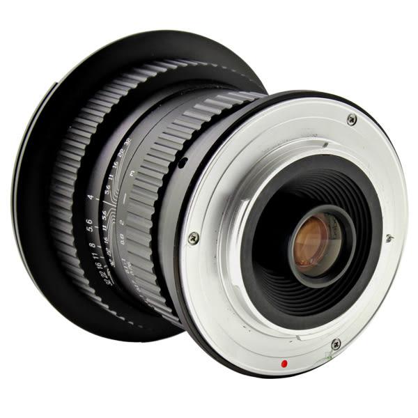 EGE 一番購】ROWA 15mm f4 廣角微距鏡頭 MACRO 1:1,支援全幅和APS-C【公司貨】