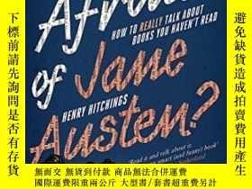二手書博民逛書店Who s罕見Afraid Of Jane AustenY364682 Henry Hitchings Joh