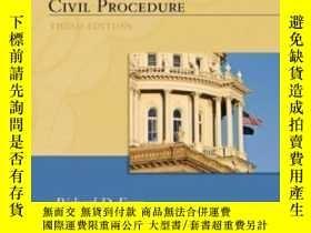 二手書博民逛書店Civil罕見Procedure, Third Edition-民事訴訟法,第三版Y436638 Richar