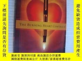 二手書博民逛書店The罕見Burning Heart Contract:A 21