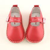 【愛的世界】小淑女寶寶鞋/學步鞋-台灣製- ★鞋款推薦