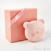 創意乳牙紀念盒女孩男孩牙齒收納盒子乳牙盒兒童臍帶胎毛收藏盒 范思蓮恩
