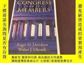二手書博民逛書店Congress罕見and its Members (eight