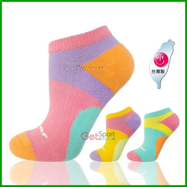 短筒慢跑襪(女款)(運動襪/機能襪/襪子/低筒襪/隱形襪/跑步/MIT微笑標章認證)