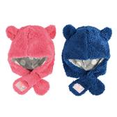 【出清】日本 stample 可愛小熊動物造型帽(海軍藍/粉紅)-100%日本製~2016秋冬新品