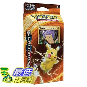 [美國直購] ThinkGeek Pokemon TCG: XY-Evolutions Theme Deck 神奇寶貝 精靈寶可夢周邊