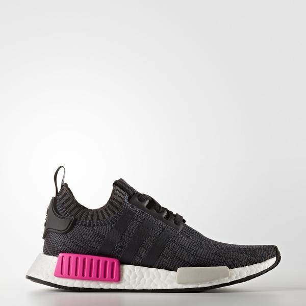 ADIDAS ORIGINALS NMD R1 BB2364 女 慢跑鞋 黑色 ADI009