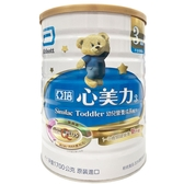 亞培 心美力 3號1-3歲幼兒成長奶粉1700g*6罐(箱購)[衛立兒生活館]