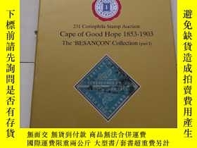 二手書博民逛書店231罕見Corinphila Stamp Auction Ca