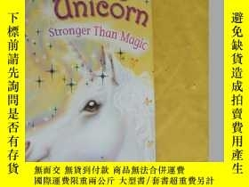 二手書博民逛書店My罕見Secret Unicorn: Stronger than MagicY136970 Linda Ch